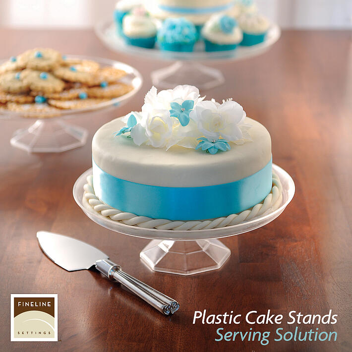 Plastic_Cake_stand_Serving_Solution