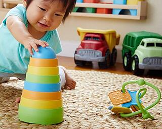Green Toys Are Made In The USA From 100% Recycled Content