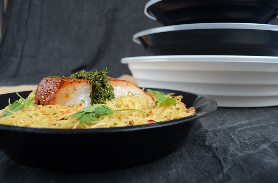 Reform bowls are made with up to 99% recycled content in the USA